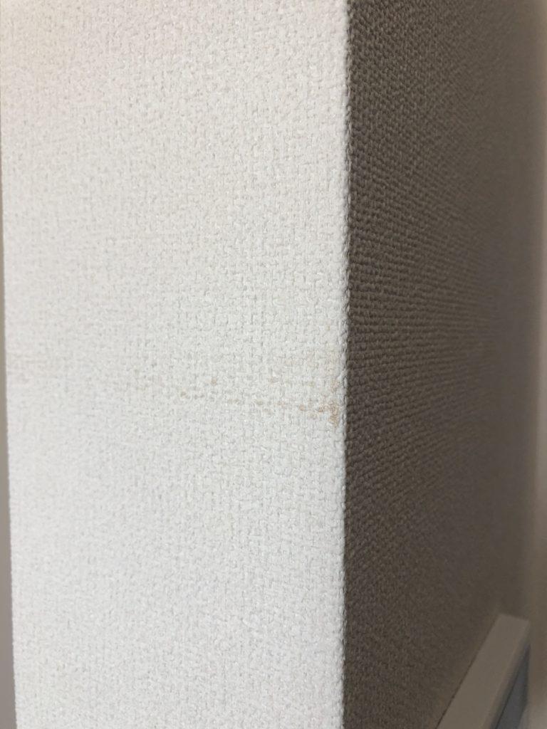 壁紙の汚れ写真